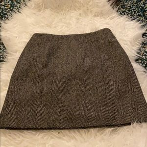 Boden tweed mini skirt || UK 2